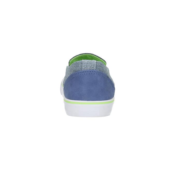 Dětské Slip-on boty north-star-junior, modrá, 419-9612 - 17
