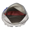 Barevný batoh roxy, šedá, 969-2051 - 15