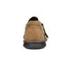 Kožené pánské sandály hnědé bata, hnědá, 864-4600 - 17