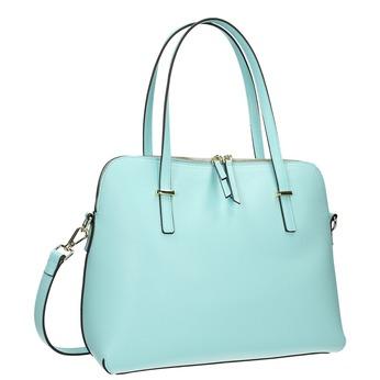 Modrá dámská kabelka bata, modrá, 961-9700 - 13