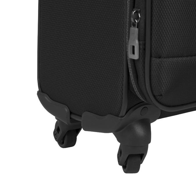Cestovní kufr na kolečkách roncato, černá, 969-6638 - 19