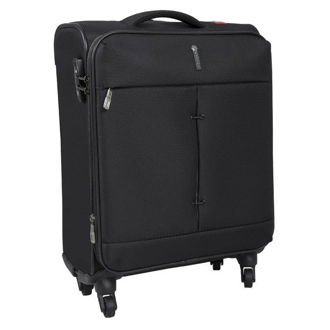 Cestovní kufr na kolečkách roncato, černá, 969-6638 - 13
