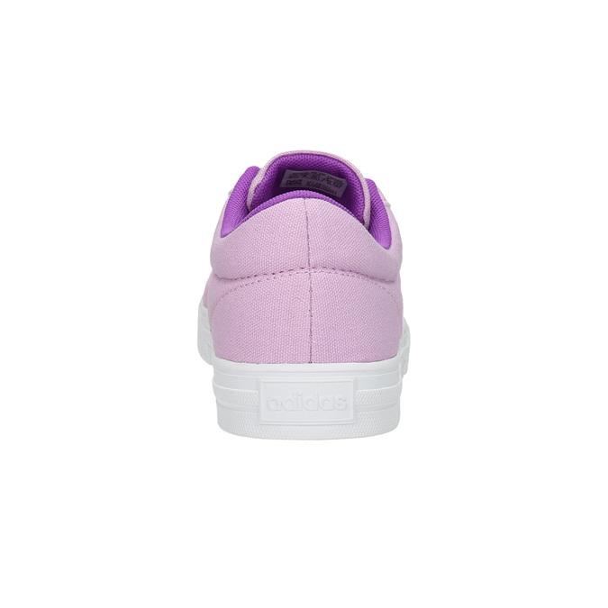 Dívčí fialové tenisky adidas, fialová, 489-9119 - 17