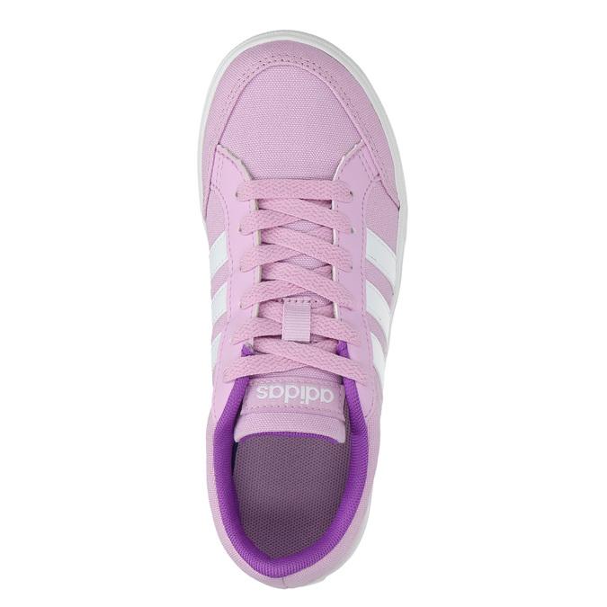 Dívčí fialové tenisky adidas, fialová, 389-9119 - 19