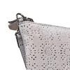Kožená Crossbody kabelka bata, šedá, 963-2135 - 17