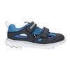 Chlapecké prodyšné tenisky mini-b, modrá, 261-9611 - 15
