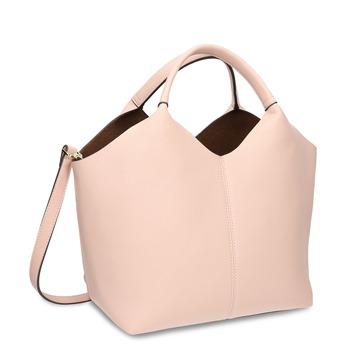 Růžová kabelka bata, růžová, 961-5704 - 13