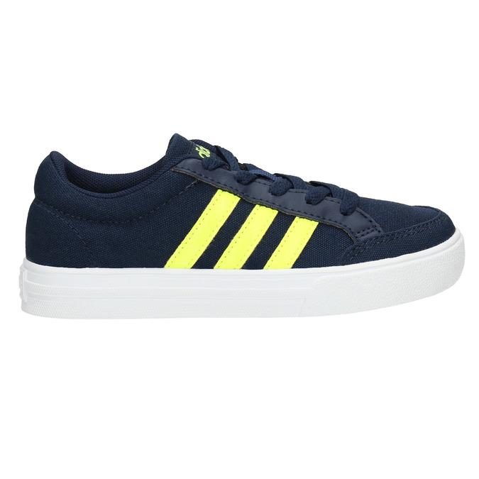 Modré dětské tenisky adidas, modrá, 389-8119 - 15