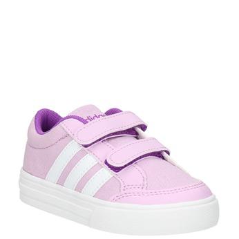Fialové dětské tenisky adidas, fialová, 189-9119 - 13