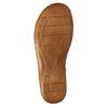Kožené sandály šíře H bata, bílá, 566-1604 - 26