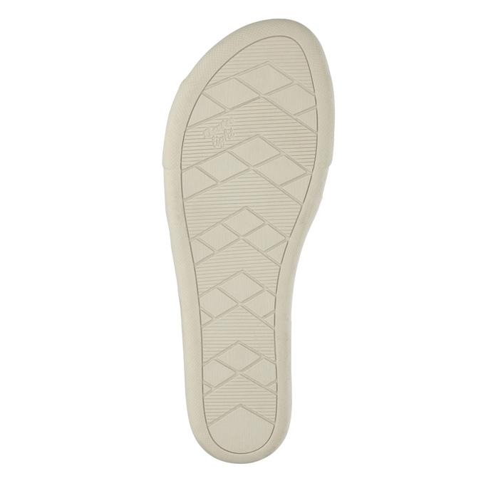 Modré kožené sandály bata-light, modrá, 566-9609 - 26