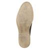 Kožená kotníčková obuv bata, hnědá, 826-4600 - 26
