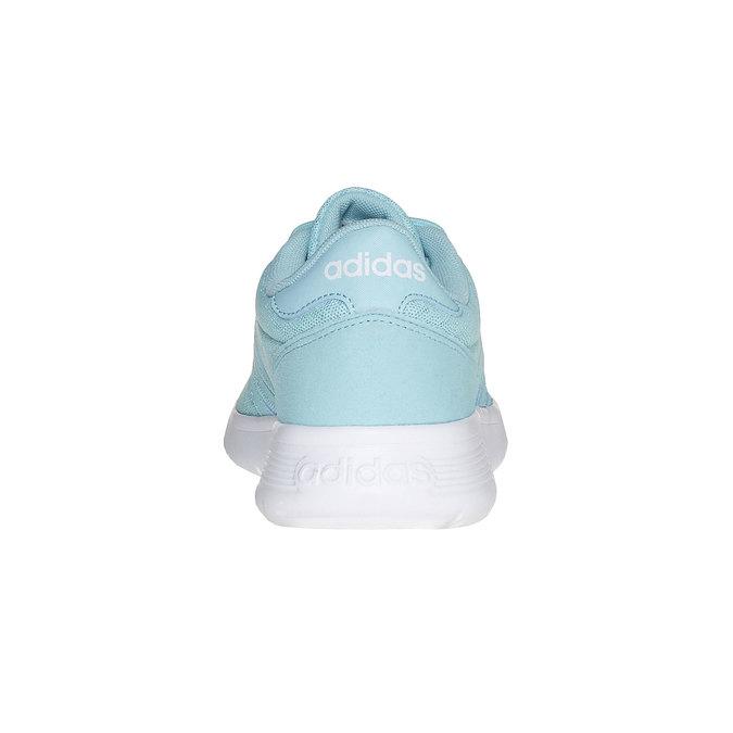 Modré dámské tenisky adidas, tyrkysová, 509-7735 - 17