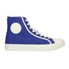 Pánské kotníčkové tenisky modré bata-bullets, modrá, 889-9294 - 15