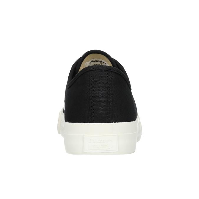Pánské tenisky bata-bullets, černá, 889-6292 - 17
