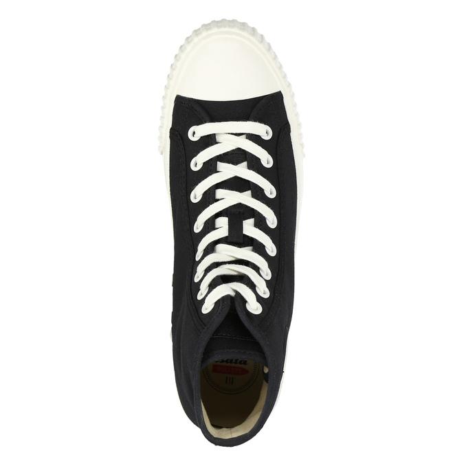 Pánské kotníčkové tenisky bata-bullets, černá, 889-6291 - 26