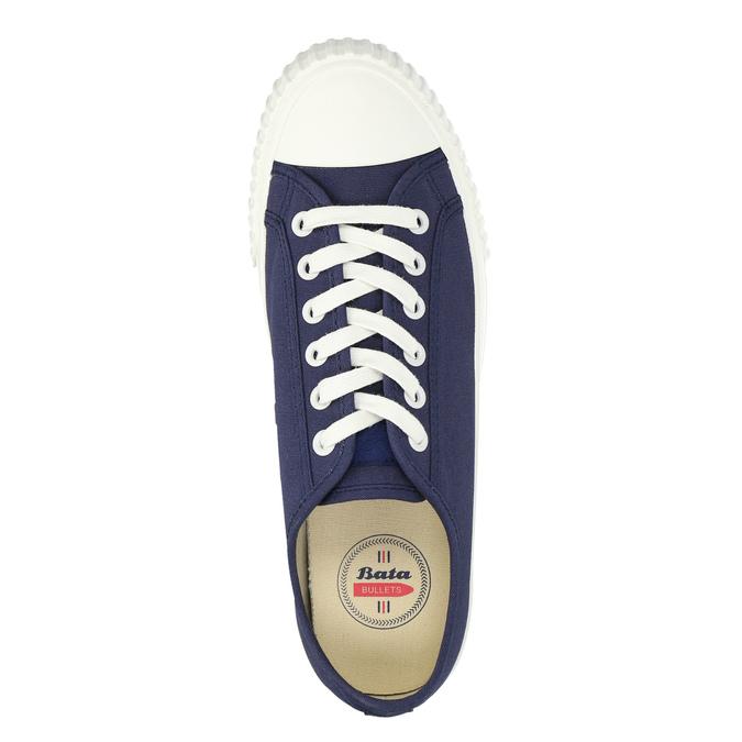 Pánské tenisky bata-bullets, modrá, 889-9292 - 26