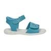 Dívčí tyrkysové sandály mini-b, tyrkysová, 261-9688 - 15