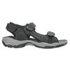 Kožené pánské sandály weinbrenner, černá, 866-6630 - 15