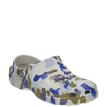 Pánské sandály se vzorem coqui, zelená, 872-7616 - 13