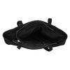 Dámská kožená Shopper kabelka bata, černá, 963-6191 - 15