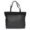 Dámská kožená Shopper kabelka bata, černá, 963-6191 - 26