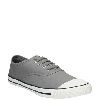 Šedé pánské tenisky bata-tennis, šedá, 889-2296 - 13