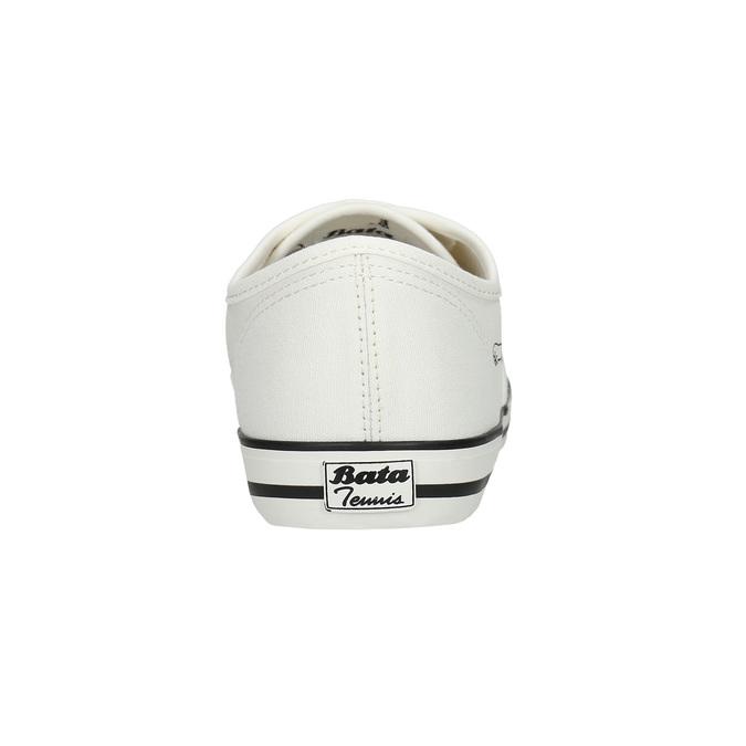 Pánské tenisky Astroboy bata-tennis, bílá, 889-1298 - 17