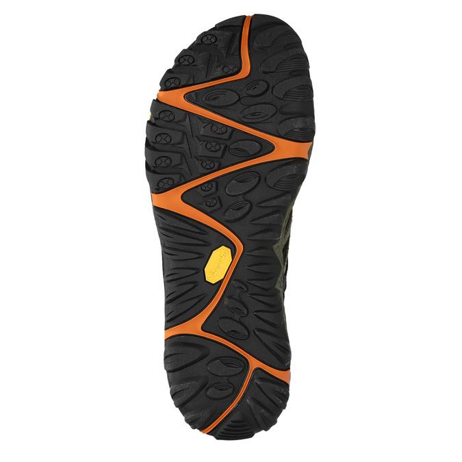 Pánská Outdoor obuv merrell, hnědá, 809-4307 - 19