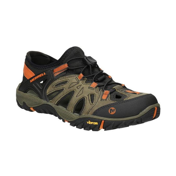 Pánská Outdoor obuv merrell, hnědá, 809-4307 - 13