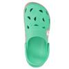 Dívčí sandály s žabkou coqui, zelená, 272-7602 - 26