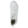 Kotníčkové dámské tenisky tomy-takkies, bílá, 589-1172 - 19