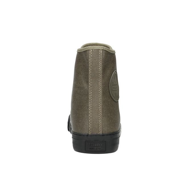 Pánské kotníčkové tenisky bata-bullets, zelená, 889-7143 - 17