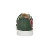 Kožené tenisky z limitované edice bata, zelená, 846-7800 - 17