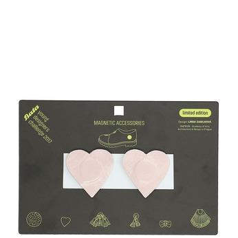 Magnetická srdce bata, vícebarevné, 904-0133 - 13
