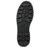 Pánská kožená obuv Loafers bata, černá, 836-6600 - 19