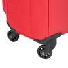 Červený cestovní kufr na kolečkách american-tourister, červená, 969-5172 - 16