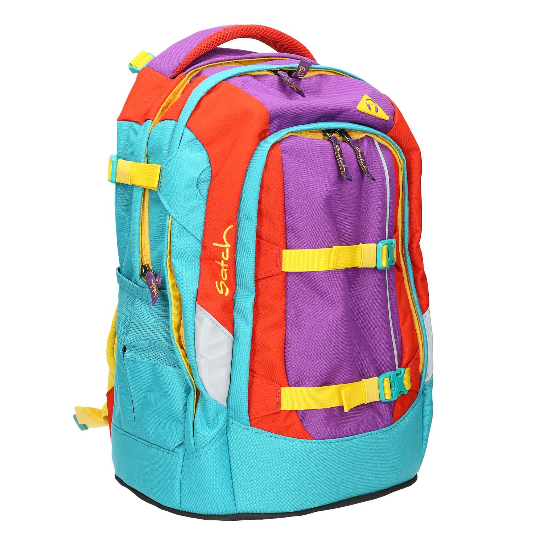 Satch Školní batoh s přezkami - Slevy  7b3700aee6