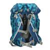 Modrý školní batoh ergobag, modrá, 969-9058 - 16
