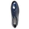 Kožené dámské polobotky bata, modrá, 528-9600 - 19
