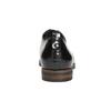 Dámské lakované polobotky bata, černá, 528-4600 - 17
