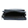 Dámská sametová kabelka bata, šedá, 969-2662 - 15