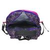 Školní batoh bagmaster, fialová, 969-5648 - 15