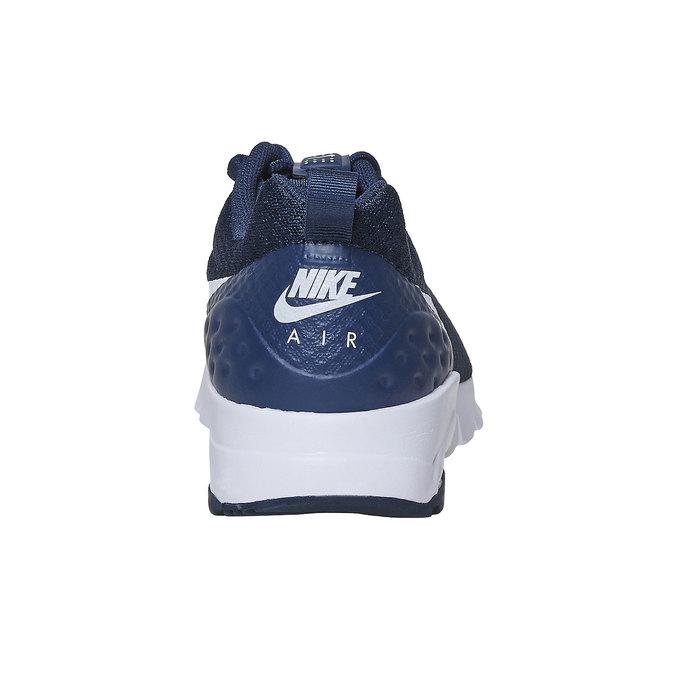 Sportovní pánské tenisky nike, modrá, 809-9357 - 17