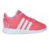 Růžové dívčí tenisky adidas, růžová, 109-5288 - 15