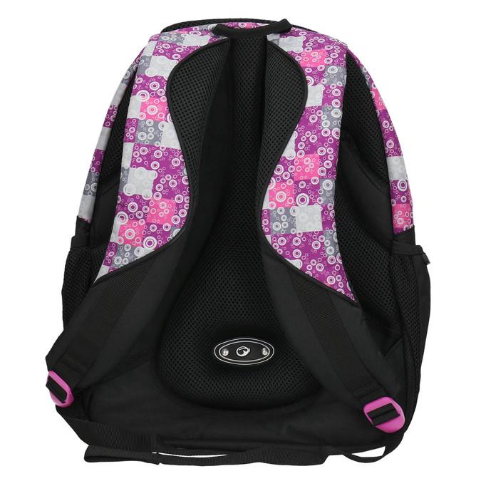 Školní batoh dívčí bagmaster, růžová, 969-5654 - 19
