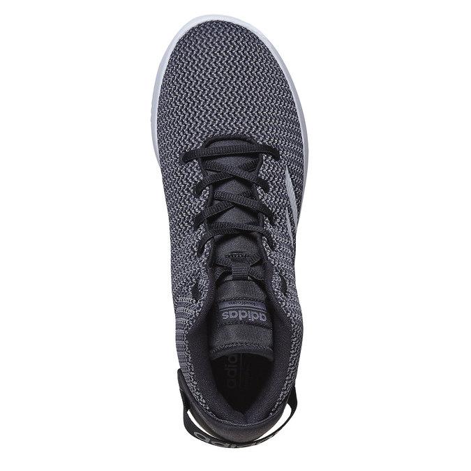 Pánské kotníčkové tenisky adidas, šedá, 809-6216 - 19