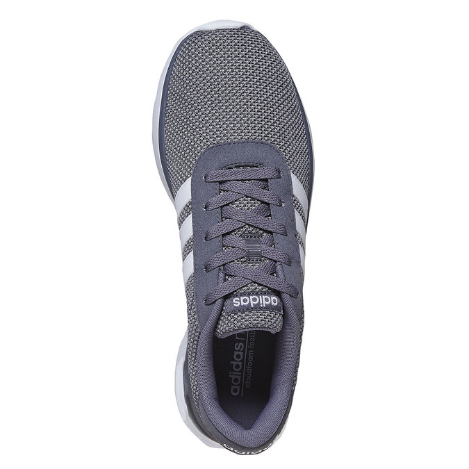 Pánské šedé tenisky adidas, šedá, 809-2198 - 19