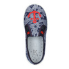 Dětská domácí obuv s kotvou mini-b, modrá, 379-2213 - 19