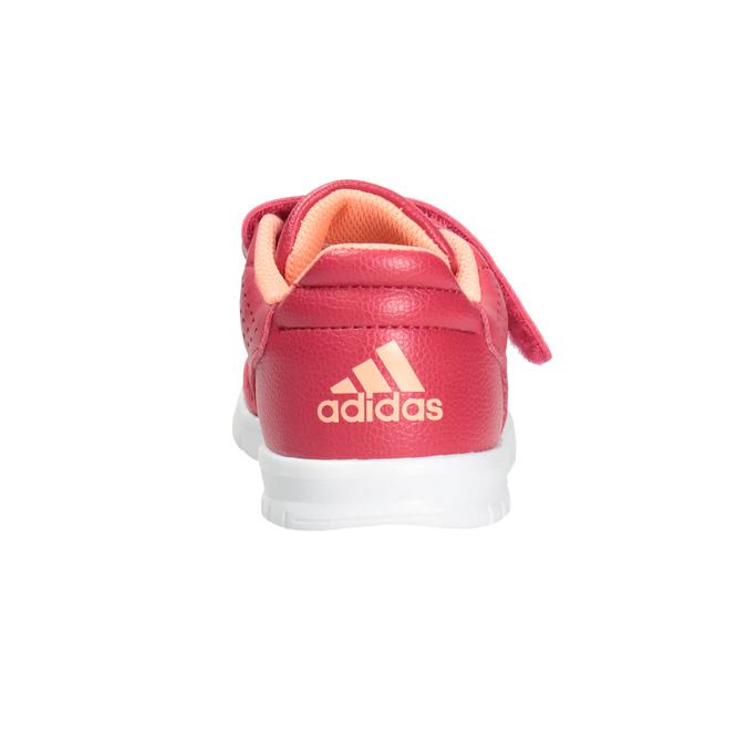 Dětské tenisky na suché zipy adidas, růžová, 101-5161 - 16
